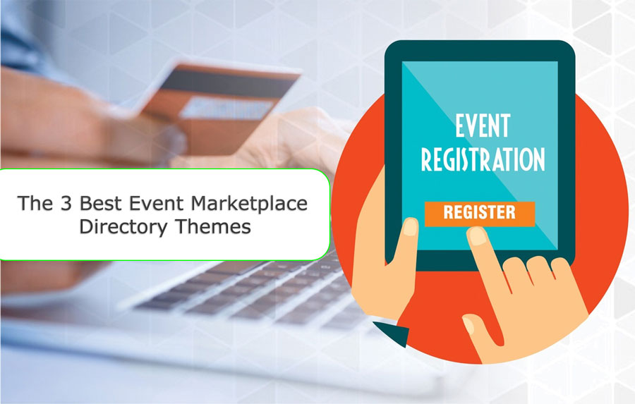 Event Marketplace Directory Theme
