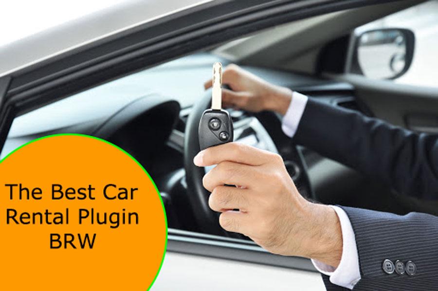 car rental plugin
