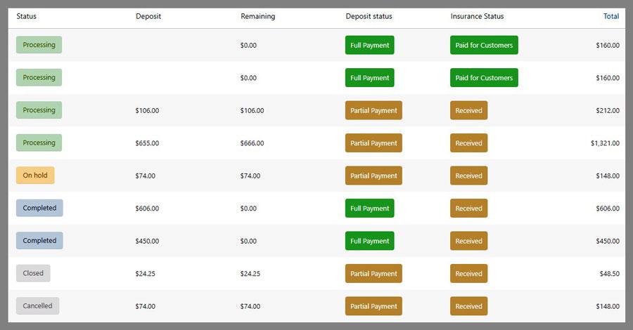 hotel booking plugin
