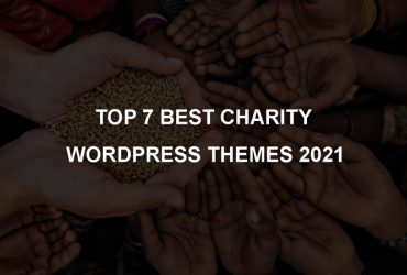 7+ Best Charity WordPress Themes 2021