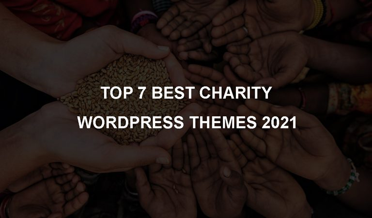 top 7 best Wordpress themes 2021