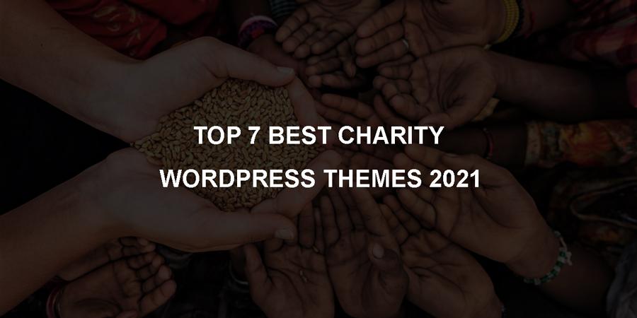 top 7 best Wordpress themes 2021