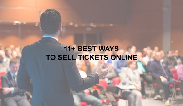 best ways to sell ticket online